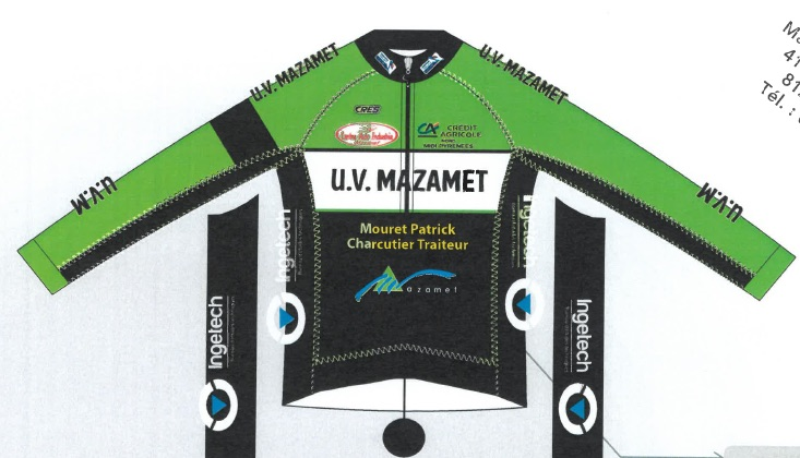 maillot 2020