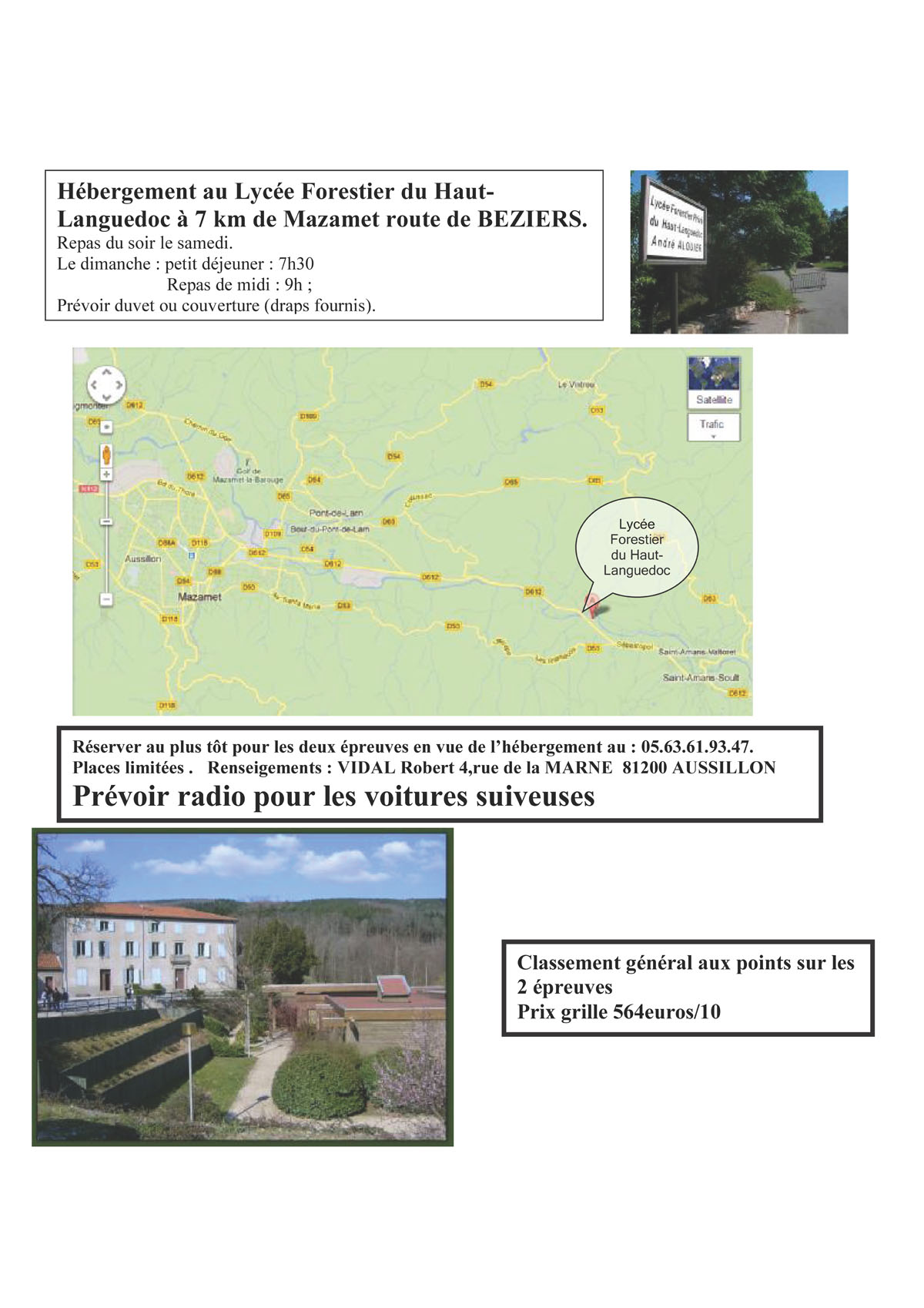 Dossier Boucle du TARN 2014 Page 6